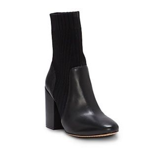 Vince Camuto Diandra Booties Black